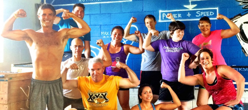 Chemical City CrossFit